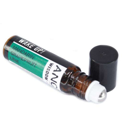 Mezclas de Aceites Esenciales Roll-On - Wake up!