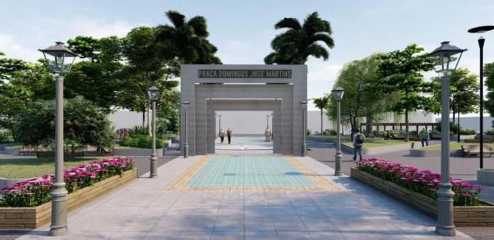 Portão de cemitério muda de lugar na Vila de Itapemirim