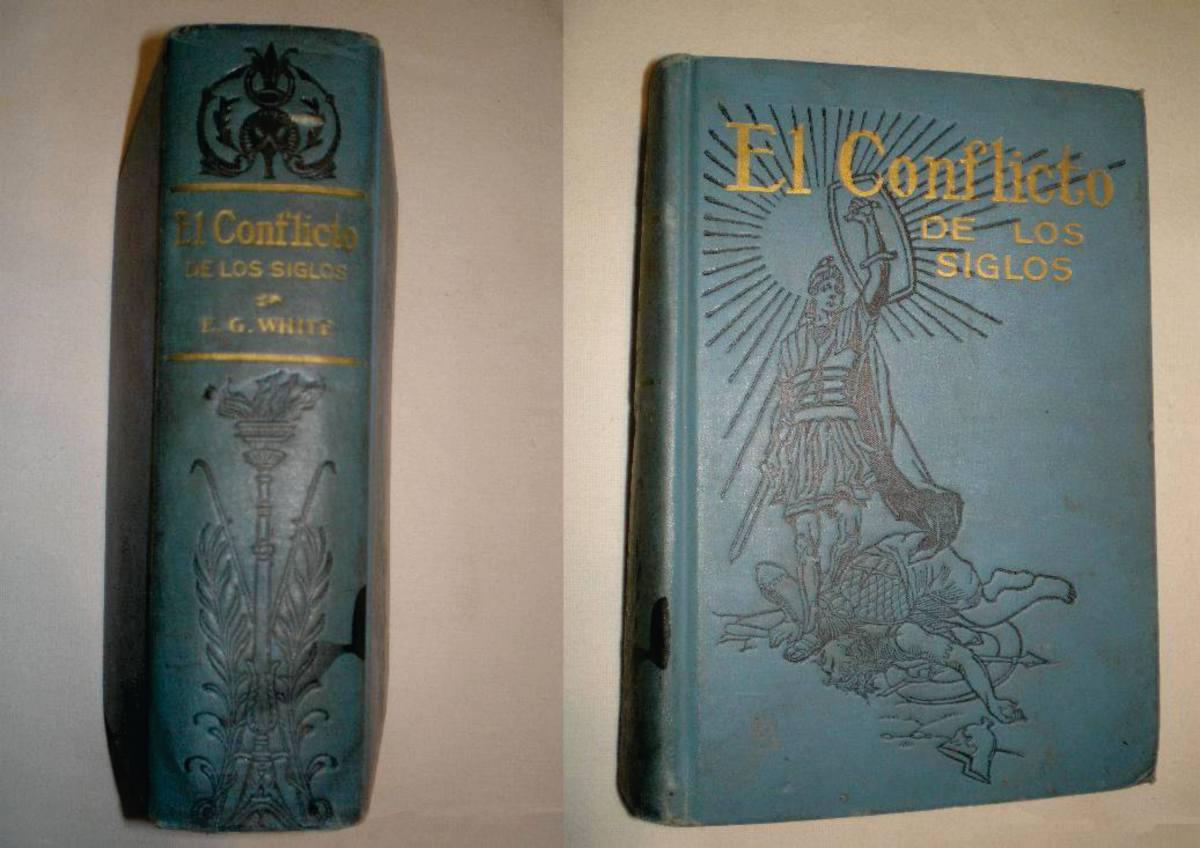 El Conflicto de los Siglos - Edición Española (1913)