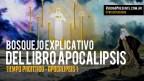 Un bosquejo explicativo del libro de Apocalipsis
