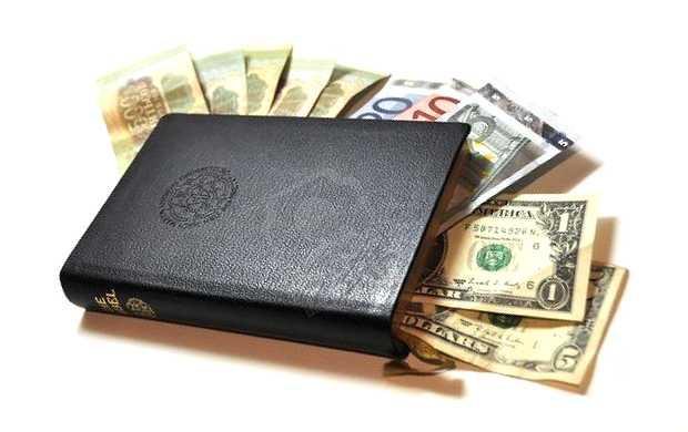 10 Consejos Financieros de la Biblia