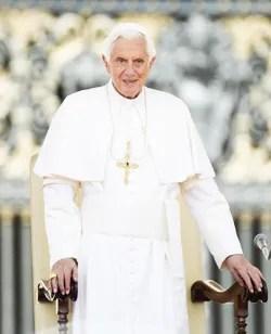 Benedicto XVI dimite y se abre el tema profético en el mundo / EFE