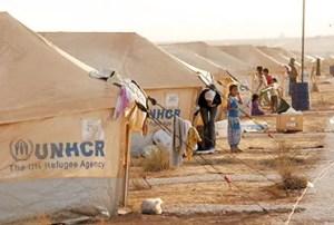 Campamentos para Sirios en Jordania está abarrotados de refugiados / EFE