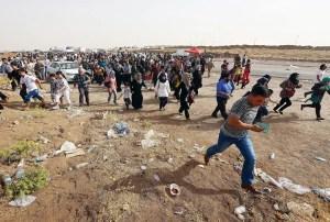 Los yihadistas del Estado Islámico han amenazado de muerte a los cristianos que no se conviertan al islam, y confiscado sus propiedades cuando han escapado