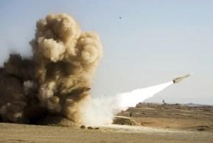 Los misiles de Hamás contra Israel son milagrosamente desviados