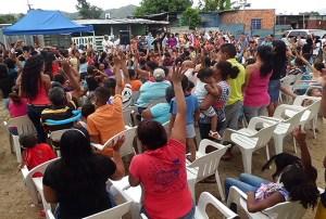 Más de 75 mil personas en el estado Carabobo con Jesús en sus corazones