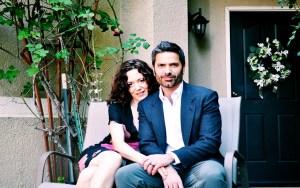 """Brant junto a su esposa Carolyn, quien ha sido """"una bendición de Dios"""" para su vida"""