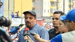 Pastor Aristóteles López, presidente de la Fundación Marcha para Jesús / MPJ