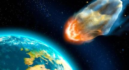 De aquí al año 2050 serán hasta 11 los asteroides que se acerquen a nuestro planeta y que habrá que tomar en consideración