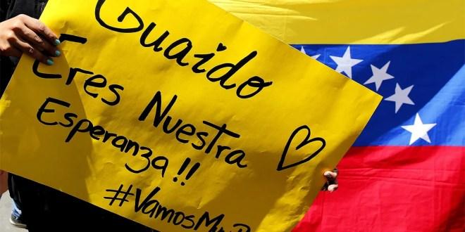 ¿En quién confía Venezuela?