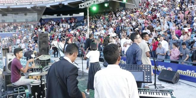 Pueblo cristiano neoespartano se empodera para el gran avivamiento