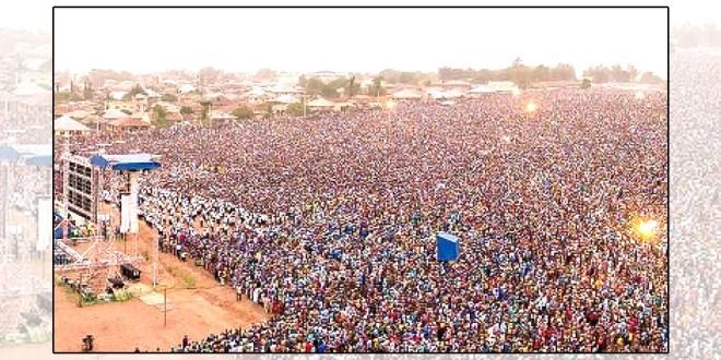 Realizarán la mayor cruzada evangelística de la historia de África