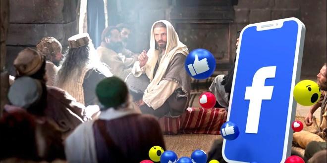 Las redes sociales de Cristo