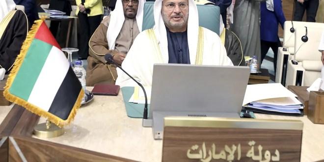 """Ministro de Emiratos Árabes Unidos: """"La agresión de Irán hizo que el mundo árabe mirara a Israel"""""""