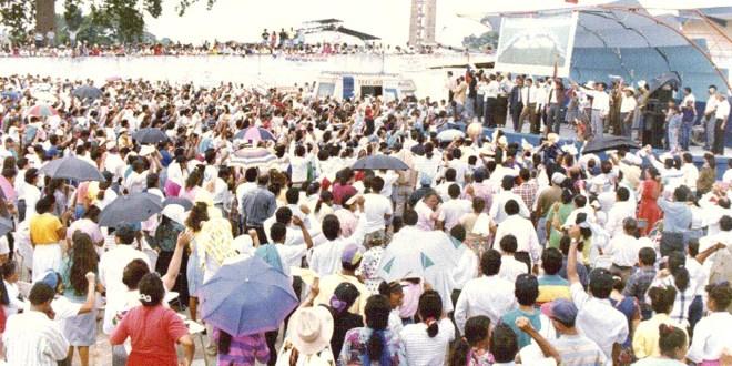 Clamor Nacional de 1992: 28 años de un golpe espiritual, destronamiento y liberación en Venezuela