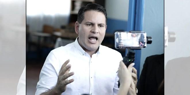 Evangélico Fabricio Alvarado buscará nuevamente la presidencia de Costa Rica