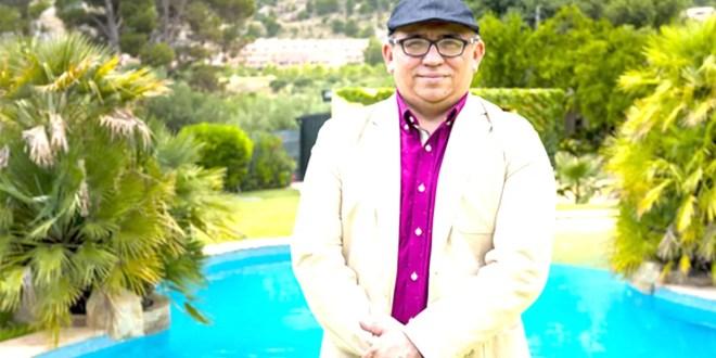"""Harold Paredes lanza """"¡Vivan las flores que lloran!: Poesía imprescindible"""" en versión Kindle"""