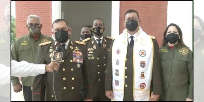 Coronel Elyoner Delgado Carrillo asume dirección pastoral del COPEFANB