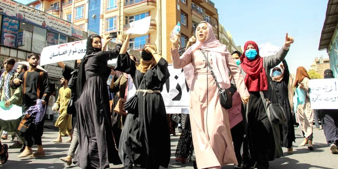 Los cristianos afganos se preparan para la opresión de los talibanes