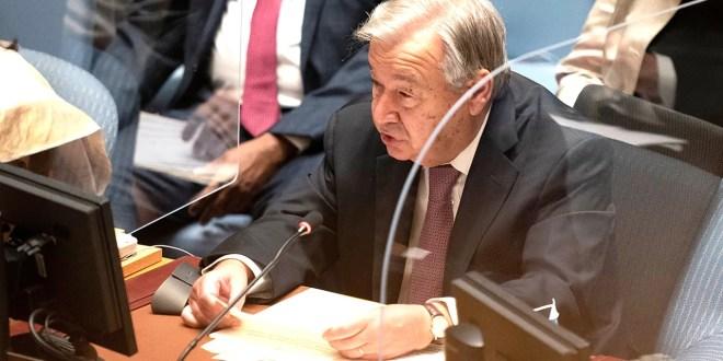 """La nueva visión mundial de la ONU: """"Una agenda común"""""""