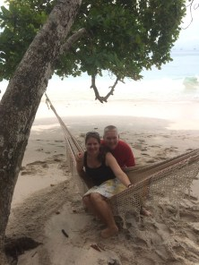 I highly recommend bringing a hammock and sarong to any Costa Rican beach with trees.