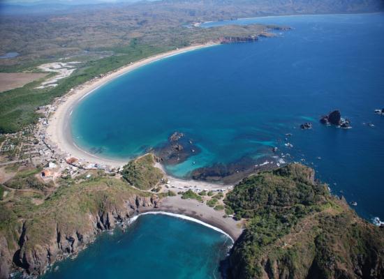 Bahía de Tenacatita. Foto: Costalegre