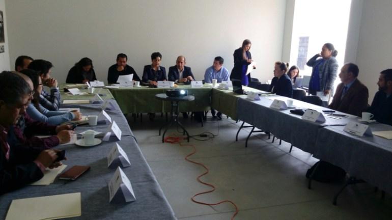 Reunión del Comité Ciudadano del Bosque de La Primavera. Foto: Cortesía