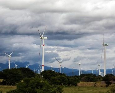 Eólica en el istmo de Tehuantepec