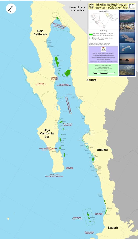 Islas y Áreas Protegidas del Golfo de California
