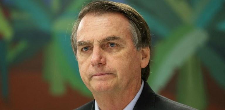 Jair Bolsonaro. Foto: Presidencia de Brasil