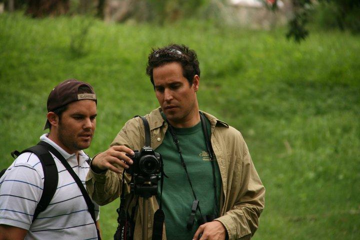 Manfred Meiners: Foto tomada del sitio de Facebook Oceanos Expediciones y Buceo