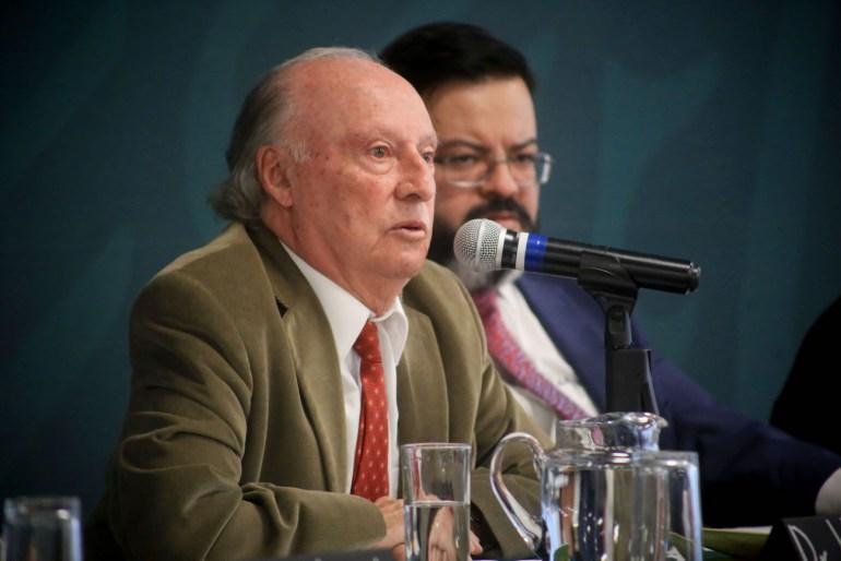 Víctor Toledo, titular de Semarnat
