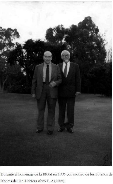 Teófilo Herrera y Germán Gastón