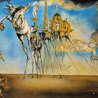 Dalí, entre Dios y el Diablo