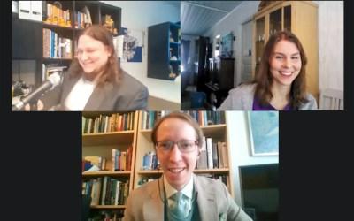 Uusvihreät-podcast: Kuntavaaliohjelmaa halki, poikki ja pinoon