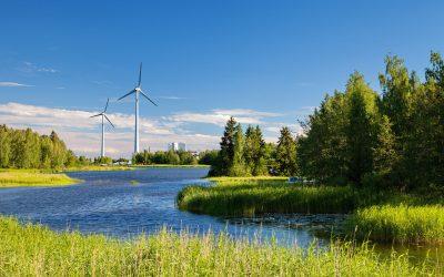 Tuulivoiman sähkö on varastoitava ja siksi vetyteknologialla on valtava kiire