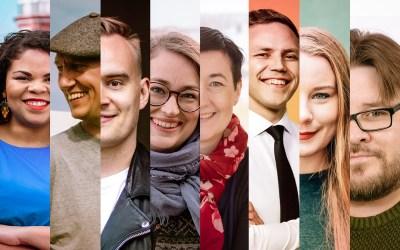 Vihreiden varapuheenjohtajaehdokkaat luottavat siltojen rakentamisen voimaan – Kuuntele ehdokashaastattelut