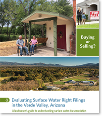 Evaluating Surface Water Rights