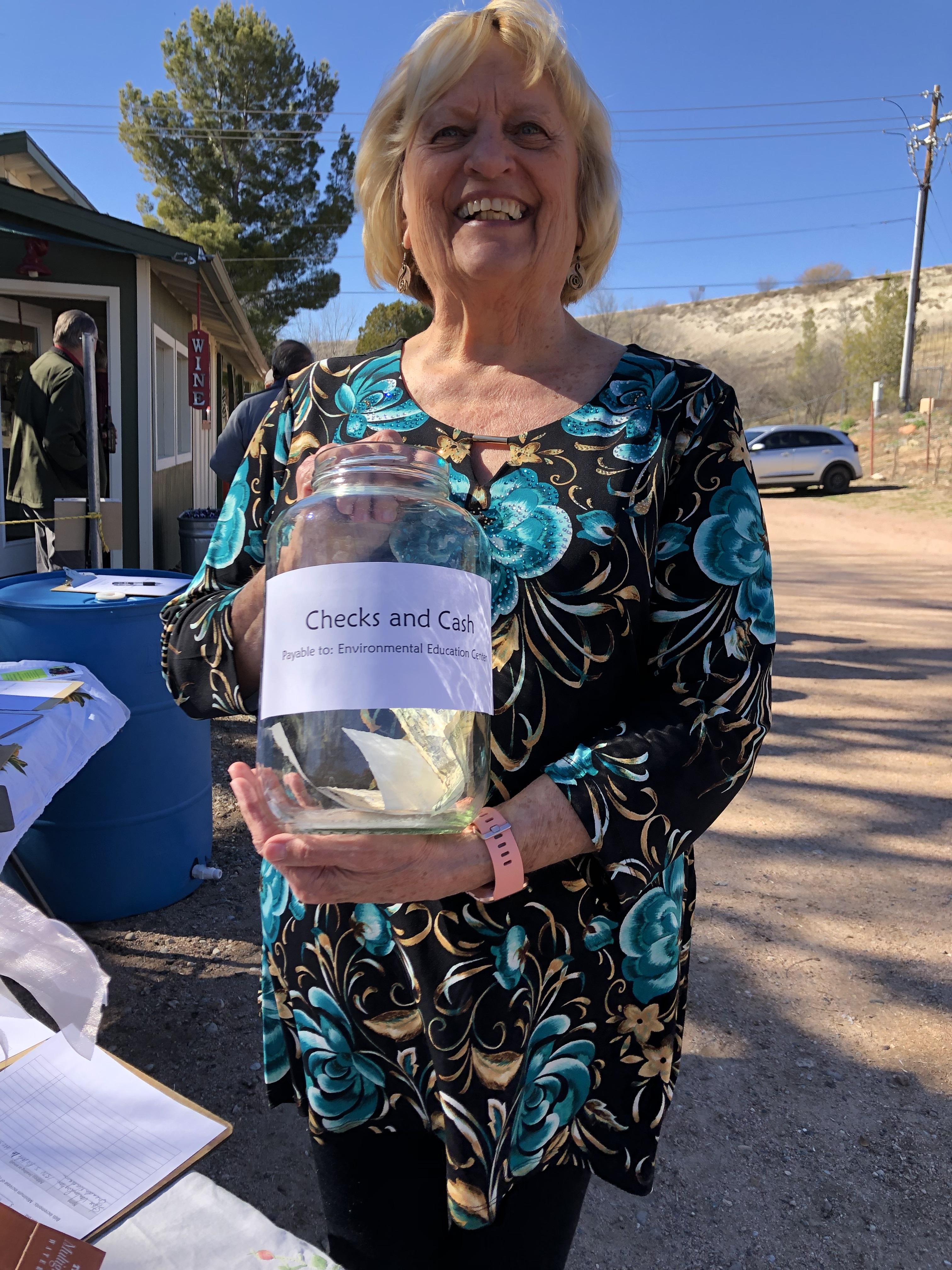 Brenda Fundraising