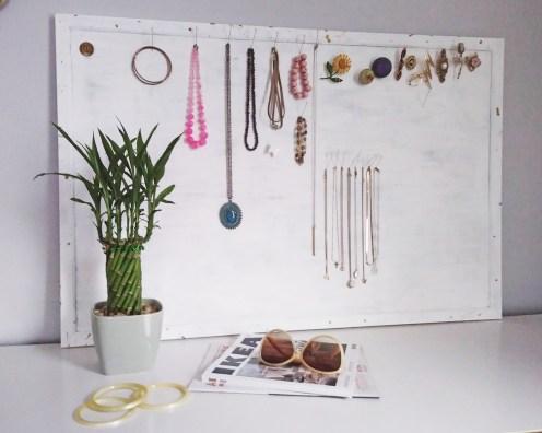 Jewelry Display Tutorial