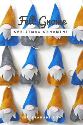 Felt Gnome