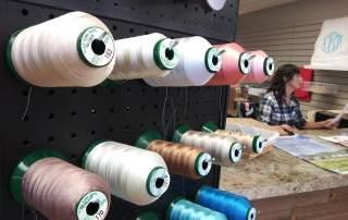 Embroidery Thread - Lynchburg Photographer