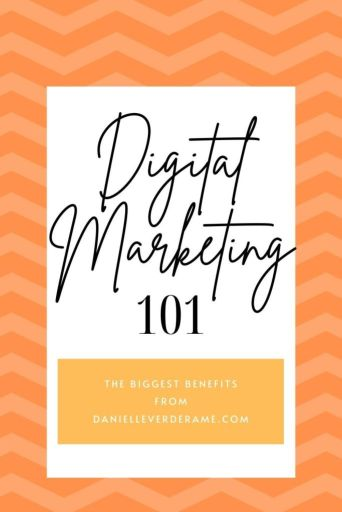 Benefit of Digital Marketing Pin