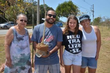 Ação promovida no Alphaville Rio Costa do Sol