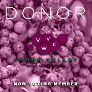 Donor Non-voting Member badge