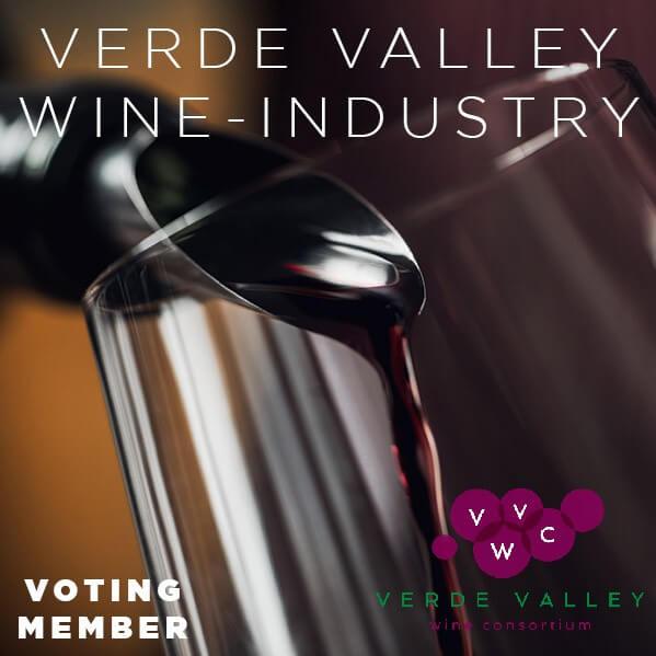 Wine Industry Voting Member Badge