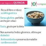 5 motivi per mangiare la QUINOA