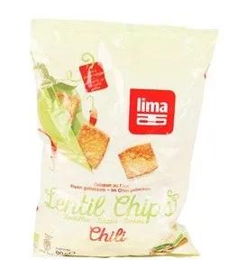 Chips Lenticchie Chili - Patatine