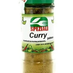 Curry  Polvere