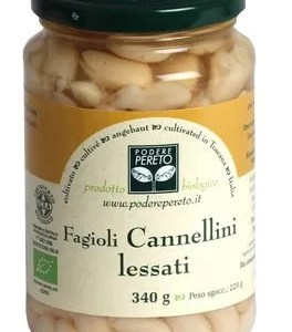 Fagioli Canellini Lessati